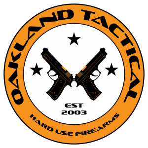 Oakland Tactical Orange Tag 2