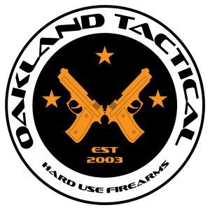 Oakland Tactical Orange Tag 5