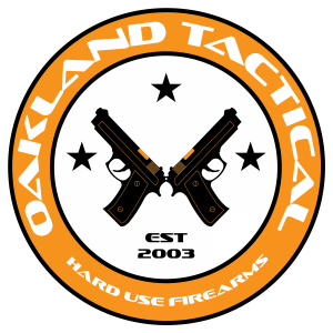 Oakland Tactical Orange Tag 6
