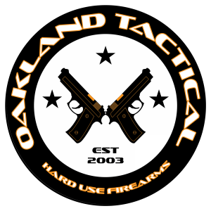 Oakland Tactical Orange Tag 7