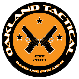 Oakland Tactical Orange Tag 9